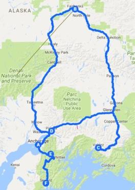 roadtrip alaska