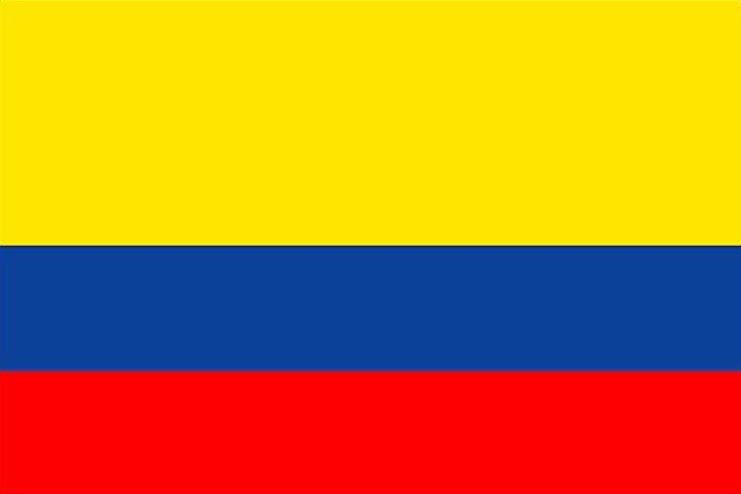 colombie flag