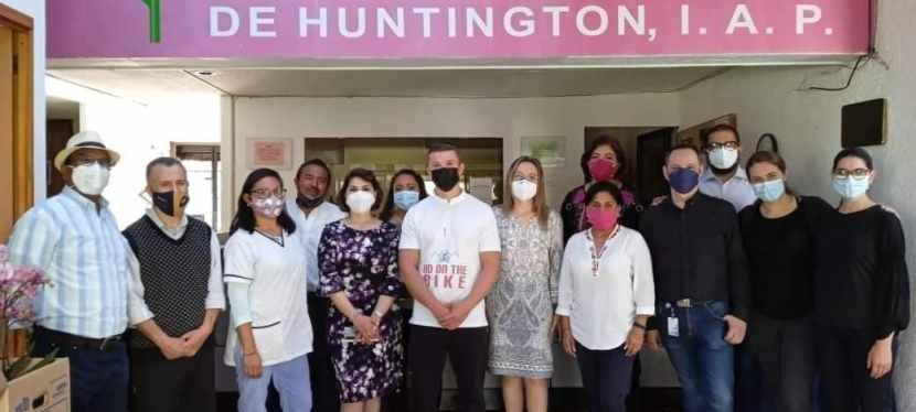 Asociación Mexicana de la Enfermedad de Huntington –AMEH